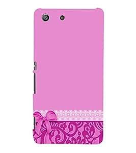 Classic Wallpaper 3D Hard Polycarbonate Designer Back Case Cover for Sony Xperia M5 Dual E5633 E5643 E5663 :: Sony Xperia M5 E5603 E5606 E5653