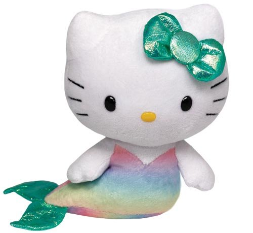 Ty-Hello-Kitty-Mermaid