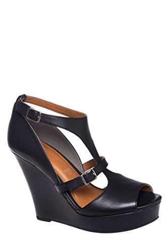 Lionness Platform Wedge Sandal
