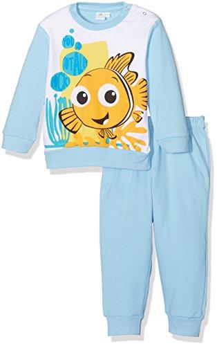 disney-pigiama-lungo-bimbo-neonato-nemo-ensemble-de-pyjama-bebe-fille