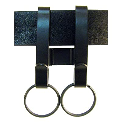 Zak Tool Key Ring Belt Holder - No. 55 - for 2.25-inch Sam Browne Belt