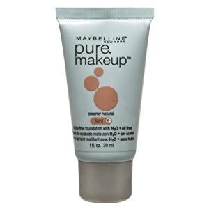 Maybelline Pure Foundation - Creamy Natural