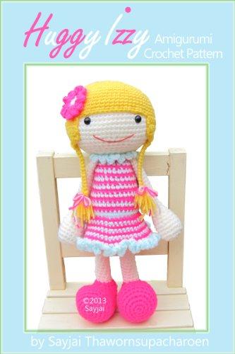 eBook Huggy Izzy Amigurumi Crochet Pattern (Big Huggy ...