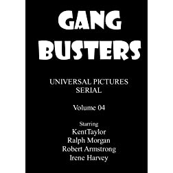Gang Busters - Volume 04