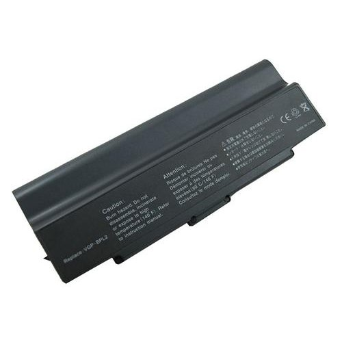 Click to buy Sony VAIO VGN FE870E/H 8800mAh/98Wh 12 Cell Li-ion 11.1V Black Compatible Battery - From only $14.95