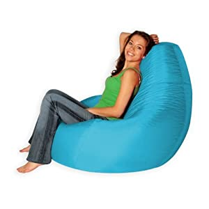 Designer Recliner Gaming Bean Bag - Waterproof Indoor & Outdoor Beanbag Chair by Bean Bag Bazaar® from Bean Bag Bazaar®