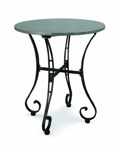 Best-24657051-Metall-Tisch-Toscana--rund-70-cm-schwarz
