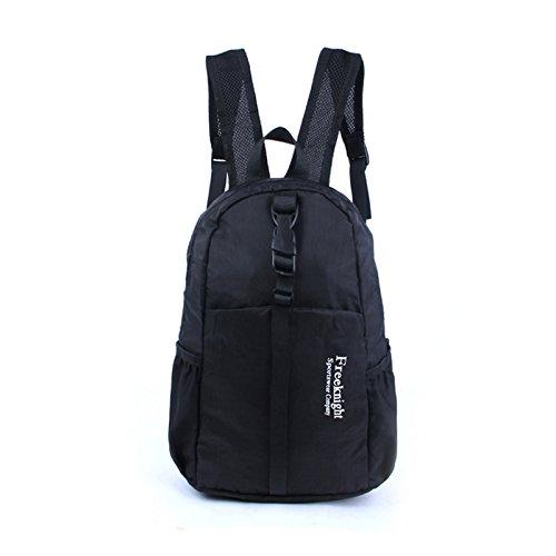 Lemonbest® New Packable Handy Lightweight Travel Backpack Water Resistant Daypack front-655608