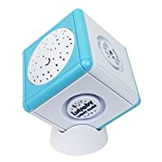 Baby Soother Musical Night Light Projector