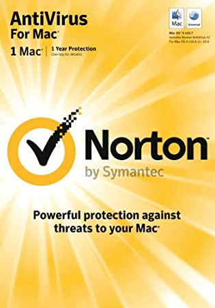 Norton Antivirus for Mac