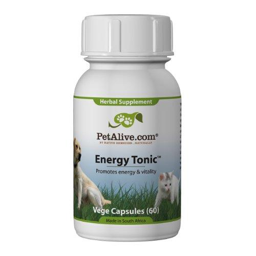 Petalive Energy Tonic For Energy, Health And Vitality (60 Caps)