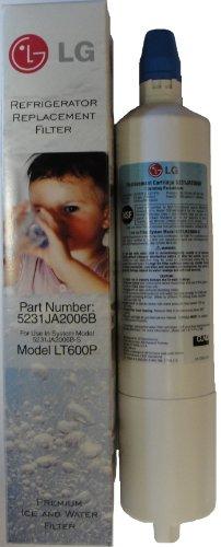 LG LT600P-3 Refrigerator Water Filter, 3 Pack (Part Number 5231JA2006B)