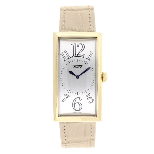 Tissot Crocodile Leather Ladies Watch - T56561232
