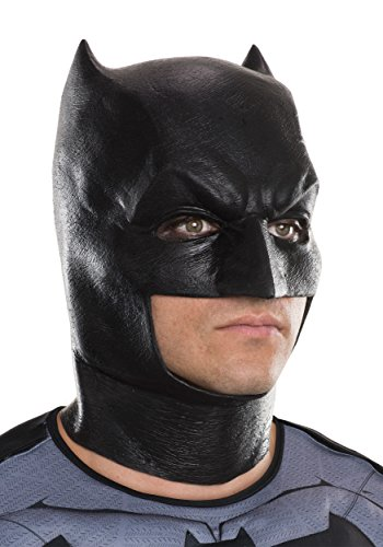 Vinyl Batman Mask Costume Accessory