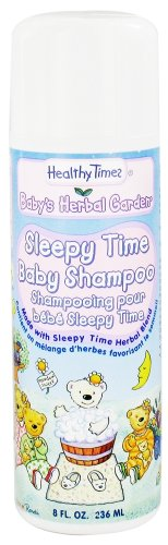 Healthy Times Sleepy Time Baby Shampoo – 8 fl oz – Pack of 2