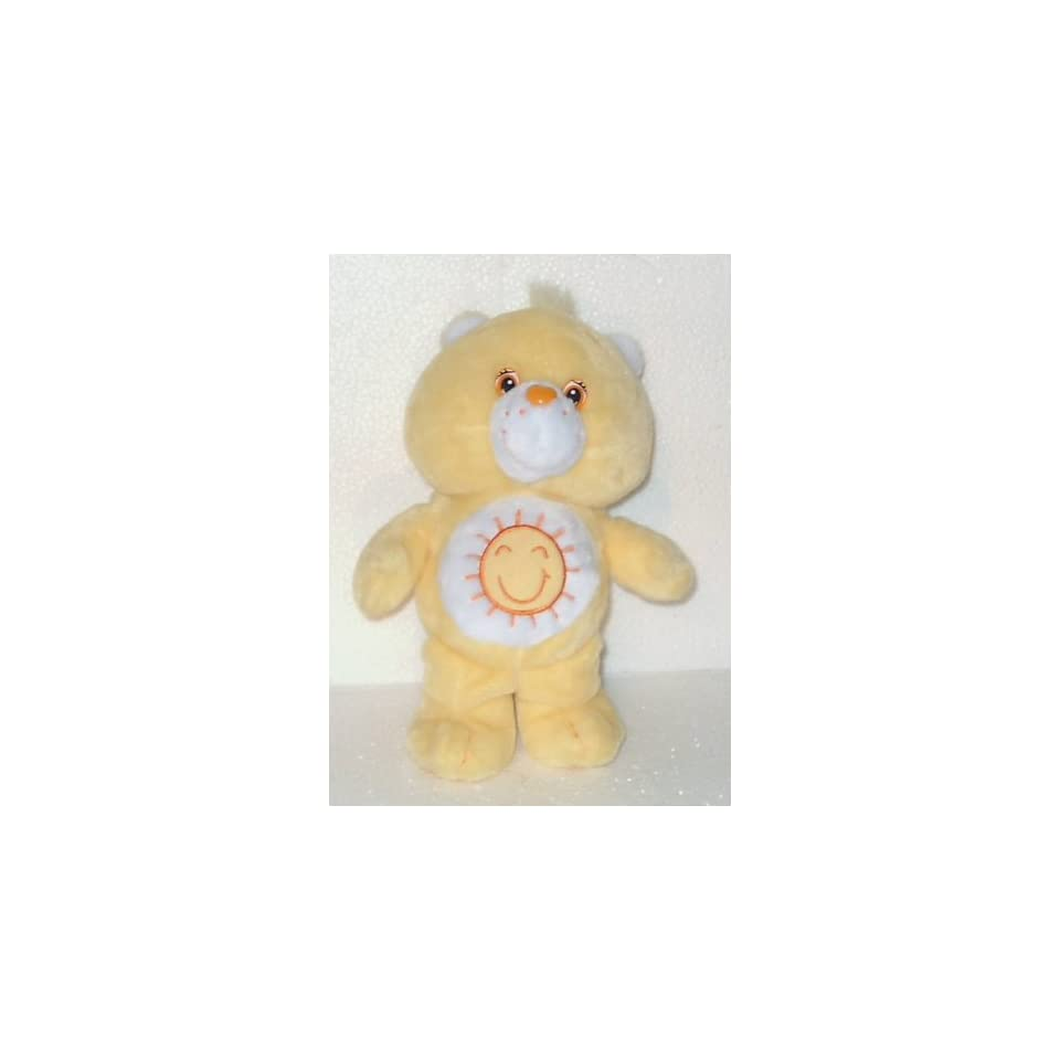 Care Bears Baby 9 Funshine Bear Plush Toys & Games