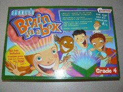 Carney's Brain in a box Game Grade 4