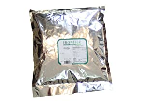 Frontier Bulk Lemon Peel Cut & Sifted, 1 lb. package