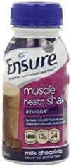 Ensure Muscle Health Creamy Milk Chocolate Liquid 8-Ounce