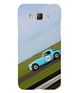 Sports Car 3D Hard Polycarbonate Designer Back Case Cover for Samsung Galaxy Grand 3