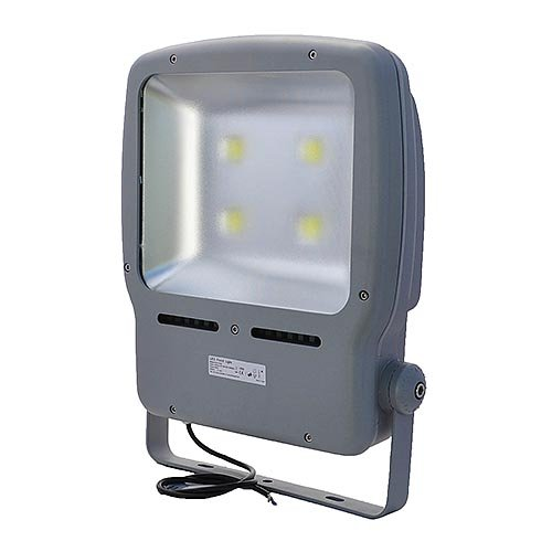 Ledwholesalers Series 3 Outdoor Security Flood Light 240 Watt, White, 3716Wh