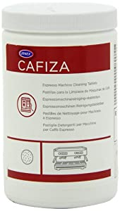 Urnex Cafiza Espresso Machine Cleaning Tablets from Urnex