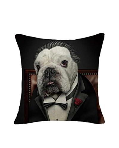 LO+DEMODA Funda De Cojín Mafia Dog