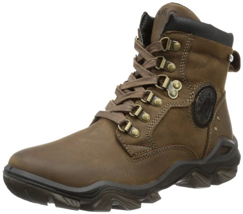 Primigi Boys REDDY Trekking & Hiking Shoes Brown Braun (CAFFE/NERO REDDY) Size: 39
