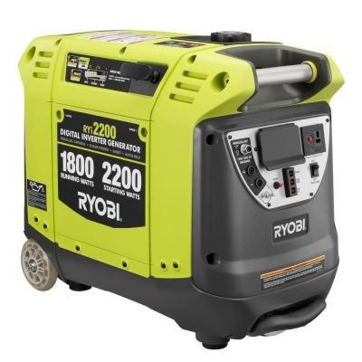 Ryobi RYi2200 -1800/2200W Inverter Generator