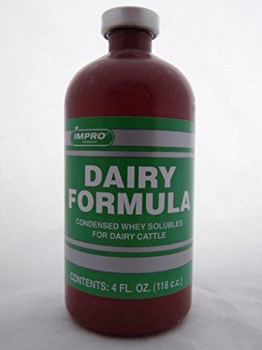 Impro Dairy Formula - 4 Fluid Oz. Bottle - 1