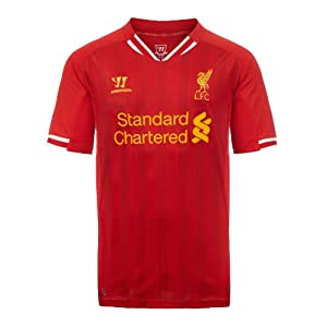 LFC Mens Home S/S Shirt 13/14, RED, XLarge from Liverpool FC