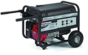 Coleman Powermate PM0497000 7,000 Watt 13 HP Portable Generator (Discontinued by Manufacturer)