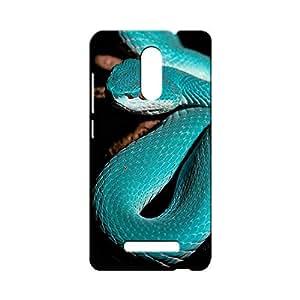BLUEDIO Designer 3D Printed Back case cover for Xiaomi Redmi Note 3 / Redmi Note3 - G4479