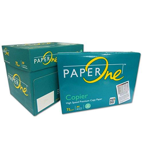 2500-Blatt-PaperONE-Copier-DIN-A4-PAPIER-Markenpapier-wei-KOPIERPAPIER-DRUCKERPAPIER-LASERPAPIER-UNIVERSALPAIER
