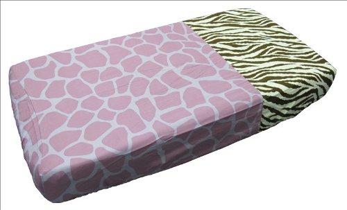 Sisi Baby Design Diaper Changing Table Pad Cover - Safari