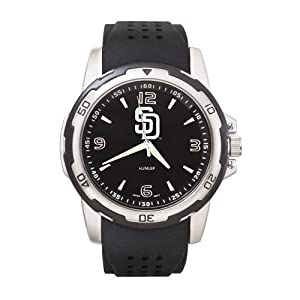 MLB San Diego Padres Stealth Sports Watch by Logo Art