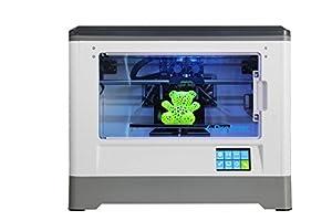 Flashforge Dreamer 3d Printer, Dual Extruder, Fully Enclosed Chamber, W/2 Free Spools
