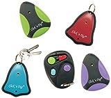 Click 'N Dig Key Finder キーファインダー 4つのレシーバー ワイヤレスRF搭載探知機 (追加バッテリー無料) E4 Item Locator