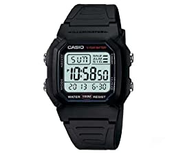 Casio Men's W 800H-1AV Classic Digital Sport Watch