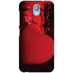 HTC Desire 526G Plus Back Cover Designer Hard Case Printed Cover