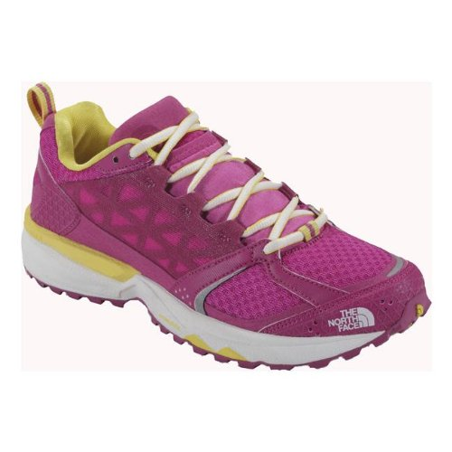 The North Face Single-Track II Trail Running Shoe - Women's Fuschia Pink/Linaria Pink, 8.0