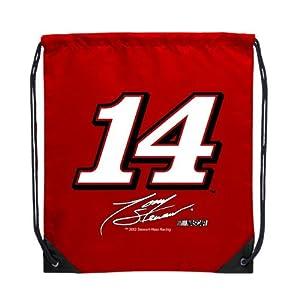 Tony Stewart NASCAR Cinch Bag by R R Imports