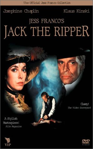 Jack the Ripper 1976 Cover