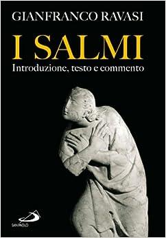 Salmi. Introduzione, testo e commento: 9788821555787: Amazon.com