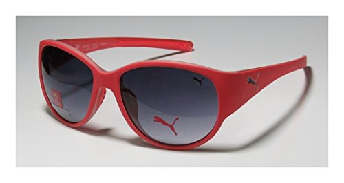 Puma Sunglasses 15150 Round Sunglasses,Red,53 mm (Window Tint Scratch Remover compare prices)