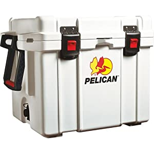 Pelican ProGear 35 Quart Elite Marine Cooler - White by Pelican