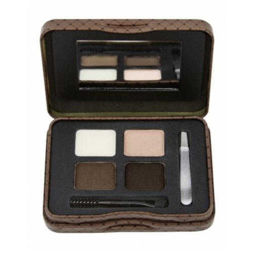 (6 Pack) LA Girl Inspiring Brow Palette - Dark and Defined
