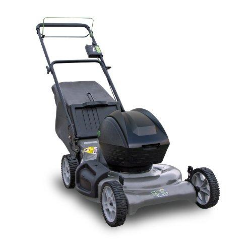 Epic Ep21h 21 Inch 24 Volt Cordless Rear Wheel Drive Lawn