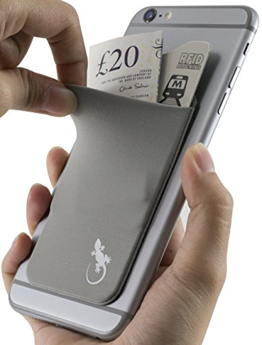 gecko-adhesive-phone-wallet-rfid-blocking-sleeve-a-stick-on-stretchy-lycra-card-holder-universally-f