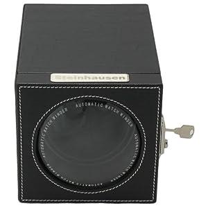 Steinhausen TM2901LLA-LED 5-Mode Polyurethane Leather Watch Winder